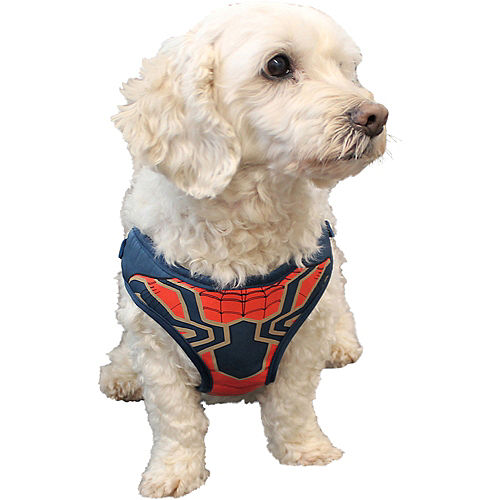 Spiderman Dog Harness - Marvel Comics Image #1