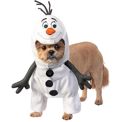 Olaf Dog Costume - Frozen 2 Image #1