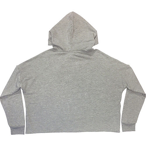 Adult Gray Cat in The Hat Hoodie - Dr. Seuss Image #2