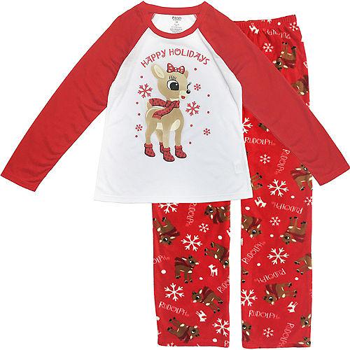 Women's Rudy Christmas Pajamas Image #1