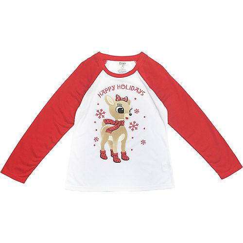 Women's Rudy Christmas Pajamas Image #3