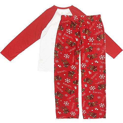Men's Rudy Christmas Pajamas Image #2