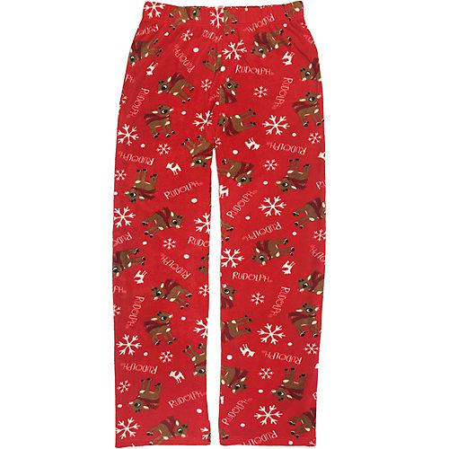 Men's Rudy Christmas Pajamas Image #4