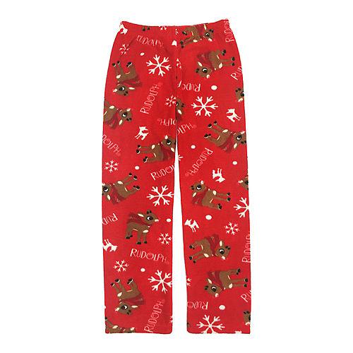 Boy's Rudy Christmas Pajamas Image #4