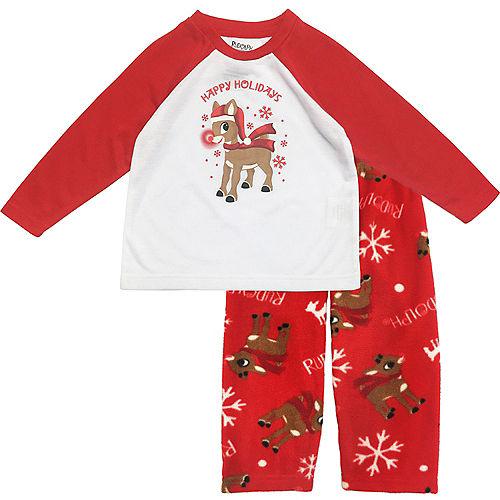 Baby Rudy Christmas Pajamas Image #1