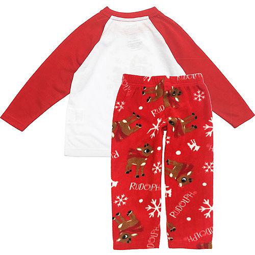 Baby Rudy Christmas Pajamas Image #2