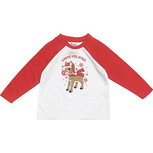 Baby Rudy Christmas Pajamas Image #3