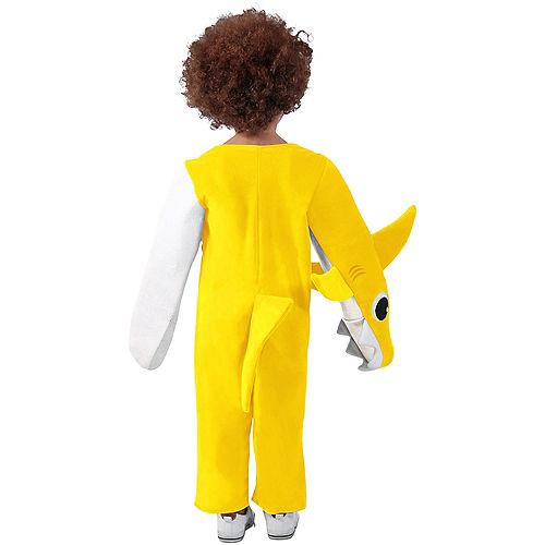Child Singing Baby Shark Costume Image #4