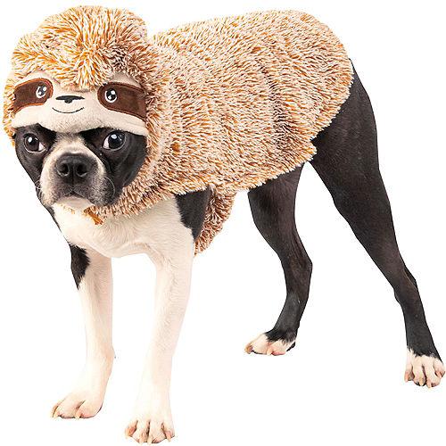 Sloth Dog Hoodie Costume Image #1