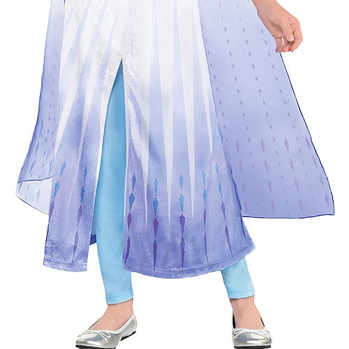 Child Epilogue Elsa Costume - Frozen 2 Image #3