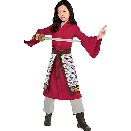 Child Mulan Costume - Mulan Live-Action Image #1