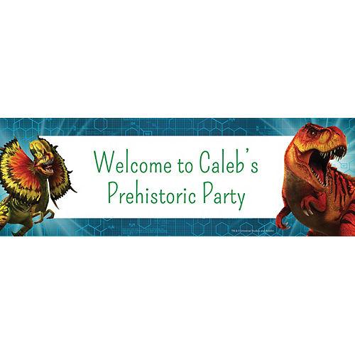 Custom Jurassic World Horizontal Banner Image #1