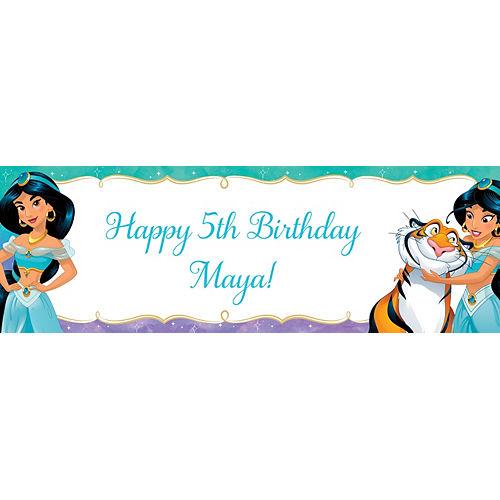 Custom Aladdin Jasmine Once Upon a Time Horizontal Banner Image #1