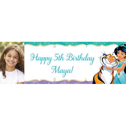 Custom Aladdin Jasmine Once Upon a Time Photo Horizontal Banner Image #1