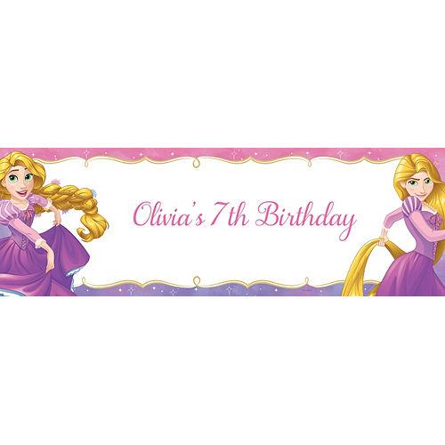 Custom Tangled Rapunzel Horizontal Banner Image #1