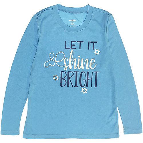 Adult Let it Shine Bright Pajamas Image #2