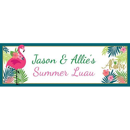 Custom Aloha Horizontal Banner Image #1
