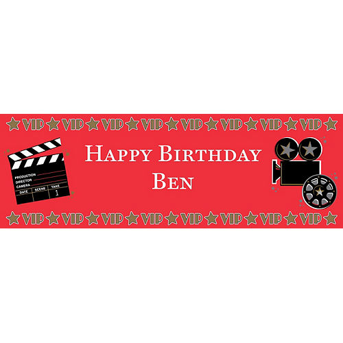 Custom Director's Cut Horizontal Banner Image #1