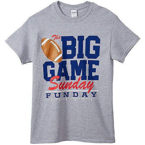 The Big Game T-Shirt Image #1