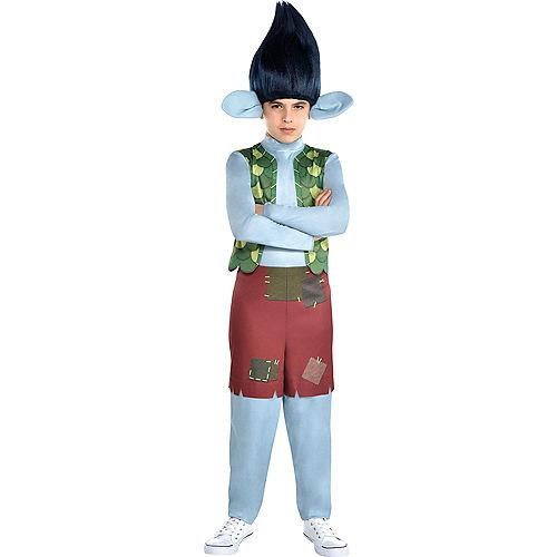 Child Branch Costume - DreamWorks Trolls World Tour Image #1