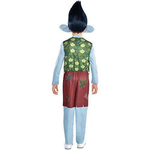 Child Branch Costume - DreamWorks Trolls World Tour Image #2