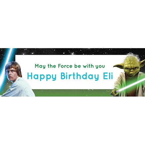 Custom Star Wars Horizontal Banner Image #1