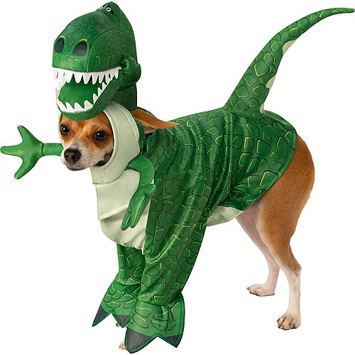 Rex Dog Costume - Toy Story Image #1