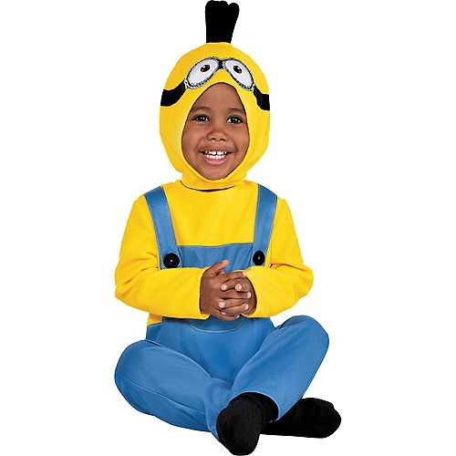 Baby Minion Kevin Costume Image #1