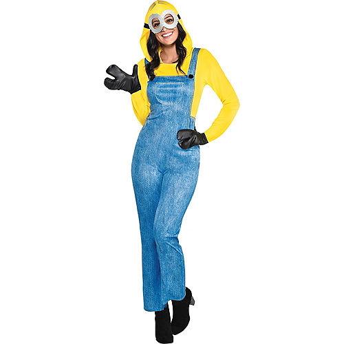 Womens' Minion Deluxe Costume - Minions 2 Image #1
