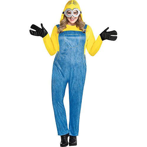 Womens' Minion Plus Size Deluxe Costume - Minions 2 Image #1