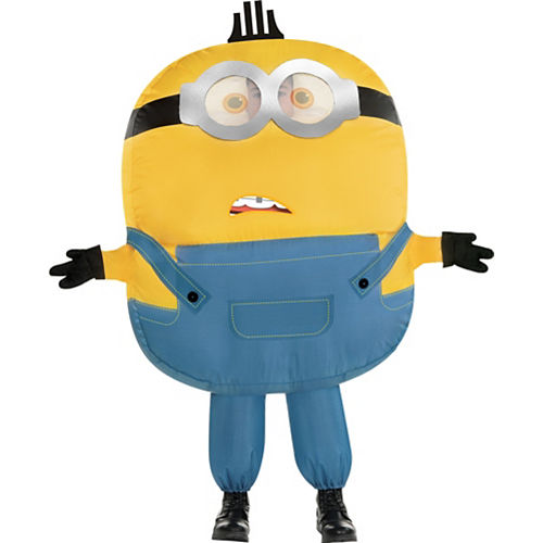 Otto Minion Inflatable Costume for Adults - The Rise of Gru Image #1