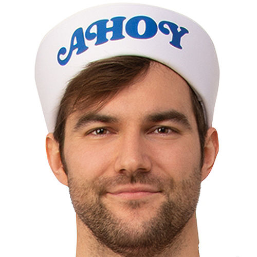 Adult Steve Scoops Ahoy Costume Accessory Kit - Stranger Things Image #2