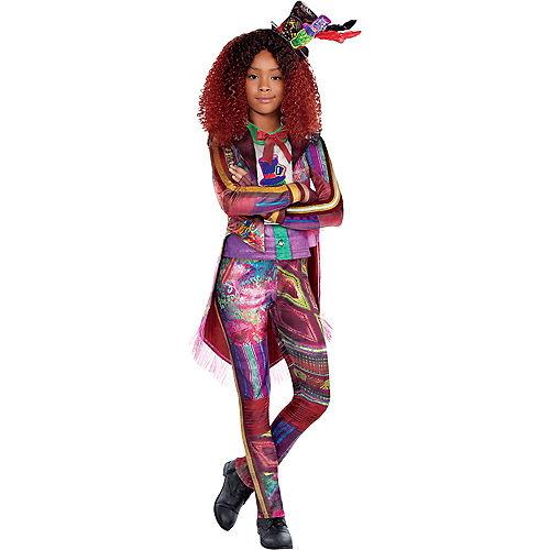 Child Celia Costume with Wig - Descendants 3 Image #1