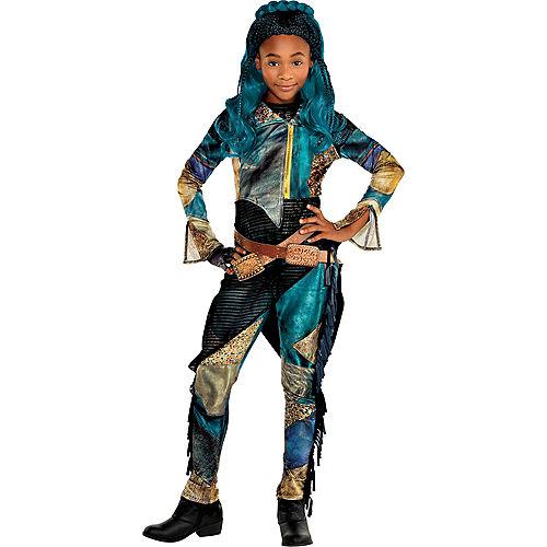 Child Uma Costume with Wig - Descendants 3 Image #1