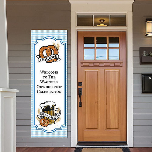 Custom Oktoberfest Vertical Banner Image #1