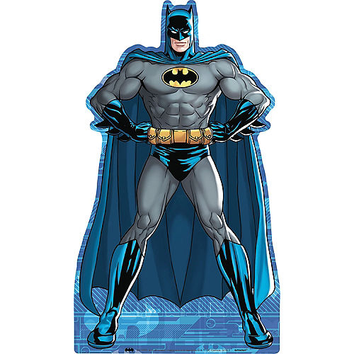 Batman Cardboard Cutout, 3ft Image #1