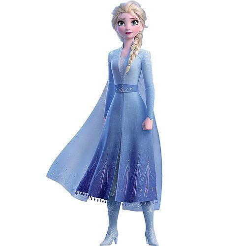 Elsa Cardboard Cutout, 3ft - Frozen 2 Image #1
