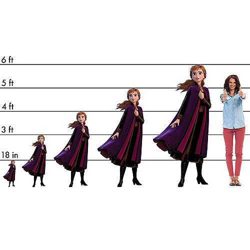 Anna Cardboard Cutout, 3ft - Frozen 2 Image #2