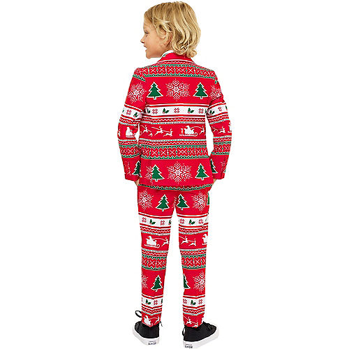 Child Winter Wonderland Christmas Suit Image #2