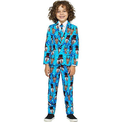 Child Winter Winner Christmas Suit Image #1