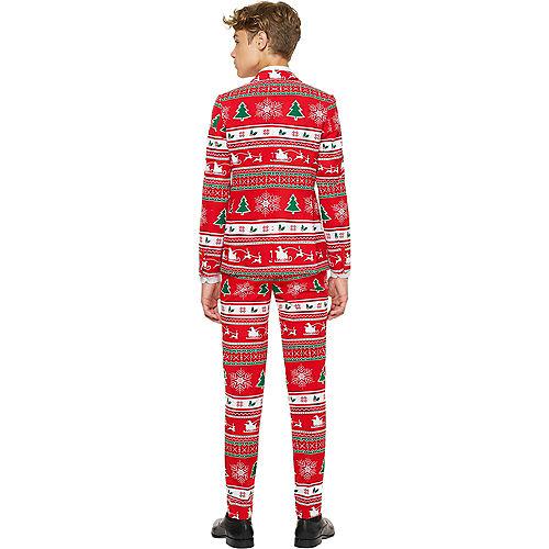 Teen Winter Wonderland Christmas Suit Image #2