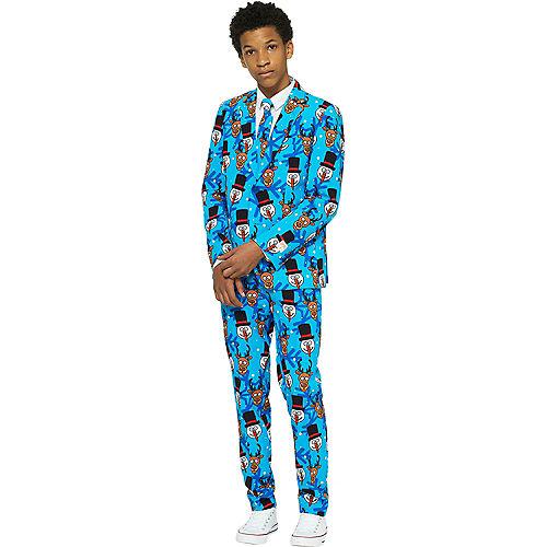 Teen Winter Winner Christmas Suit Image #1