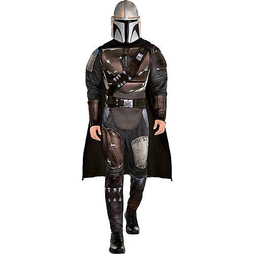 Adult Mandalorian Costume - Star Wars: The Mandalorian Image #1
