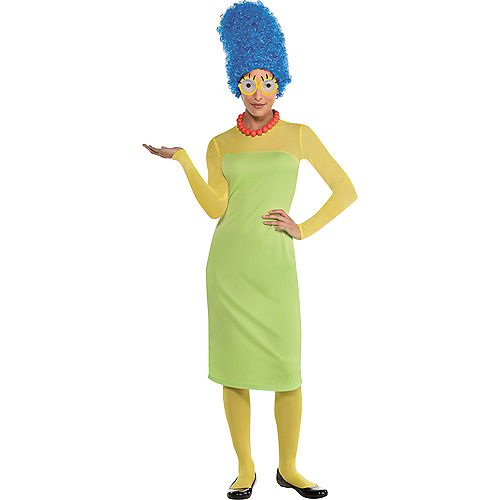 Adult Marge Costume - The Simpsons Image #1