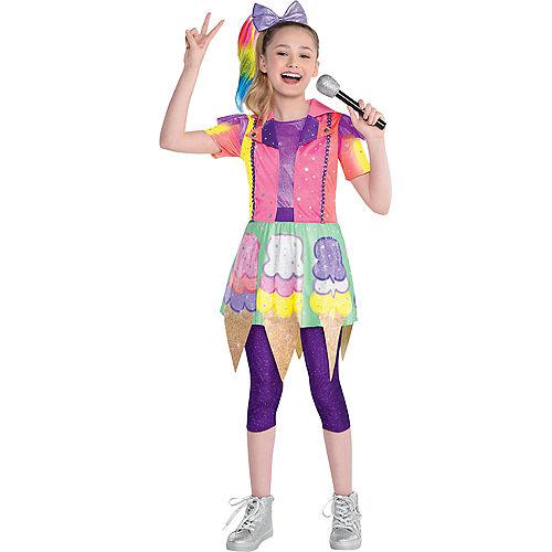 Child Ice Cream Cone JoJo Siwa Costume - Nickelodeon Image #1