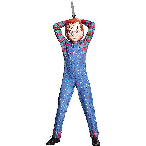 Boys Chucky Costume - Child's Play Image #2