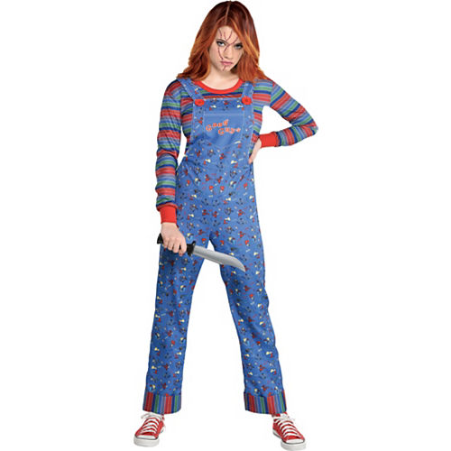 Womens Chucky Costume - Child's Play Image #1