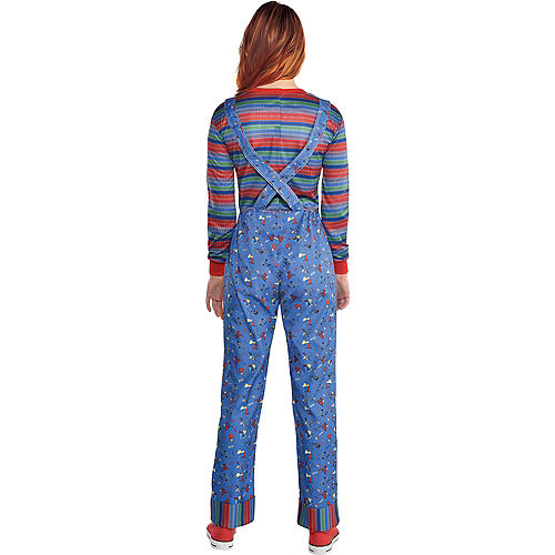 Womens Chucky Costume - Child's Play Image #2