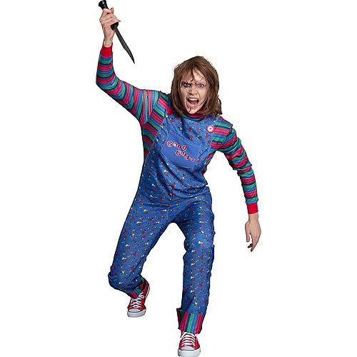 Womens Chucky Costume - Child's Play Image #3