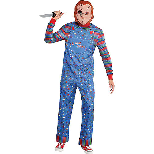 Mens Chucky Costume - Child's Play Image #1